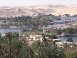 Assuan in Ägypten