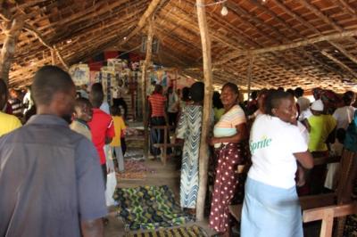 Kirche in Mbandaka