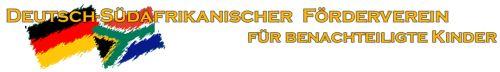 Deutsch-Südafrikanischer Förderverein für benachteiligte Kinder  Quelle: Deutsch-Südafrikanischer Förderverein für benachteiligte Kinder | afrika-travel.de