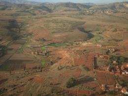 Flug von Toliara nach Antananarivo