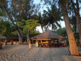 Hotel Vovotelo am Strand von Ifaty