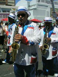 Coon Karnevalumzug in Kapstadt