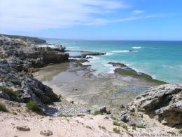 Küstenlandschaft im De Hoop Nature Reserve