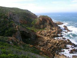 Wanderungen: St. Blaize Trail bei Mossel Bay