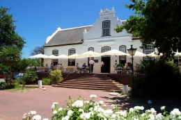 Weingut Neethlingshof in Stellenbosch