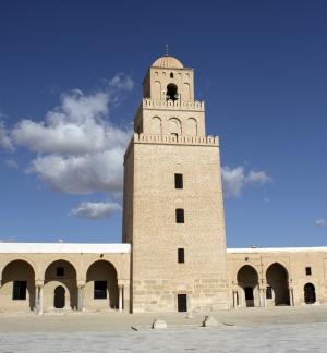 Kairouan - Große Moschee - Tunesien