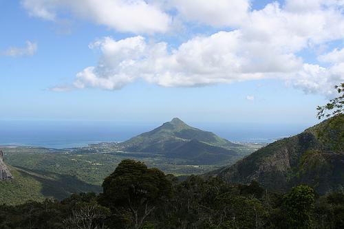 Der Black River Gorges Nationalpark ist der bekannteste auf Mauritius