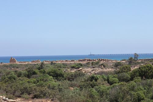 In Libyen gibt es viel Natur