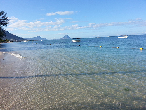 Auf Mauritius ist es überall schön