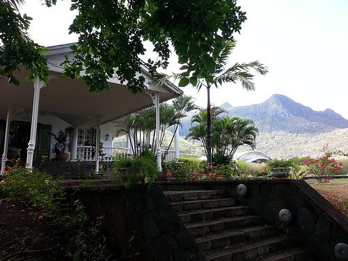 Malerisches Mauritius