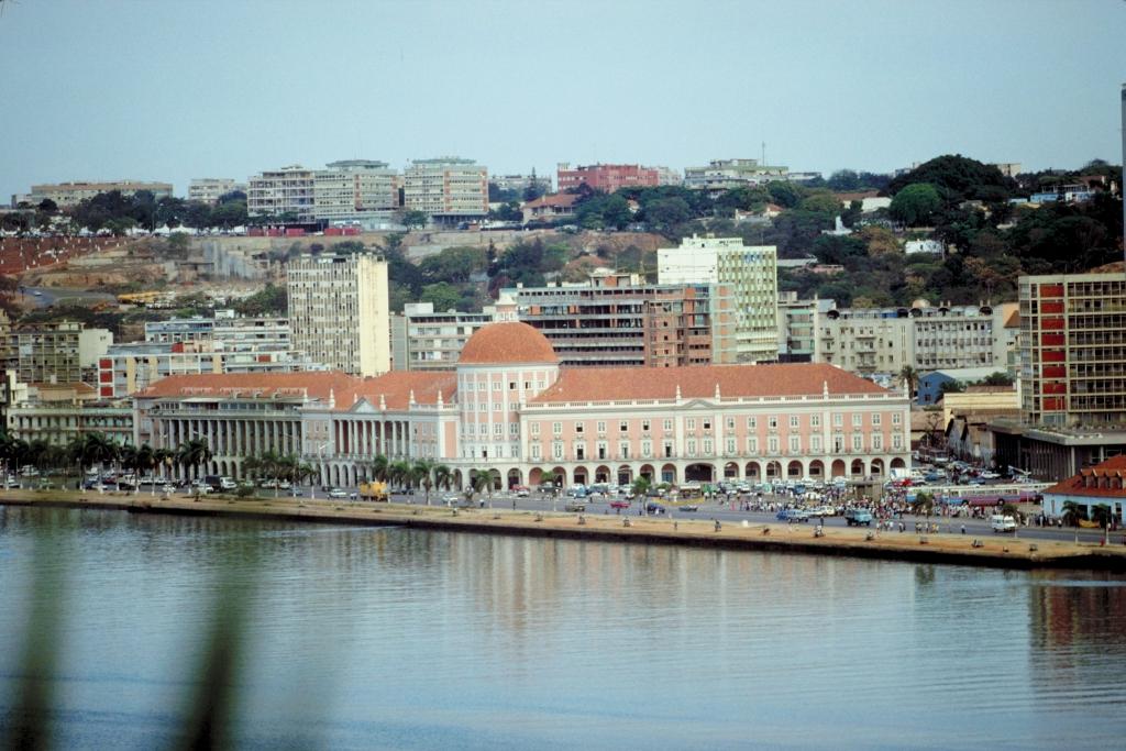 Reiseinformationen Angola