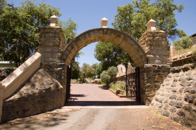 Südafrika - Reisen - Boemfontein Tor