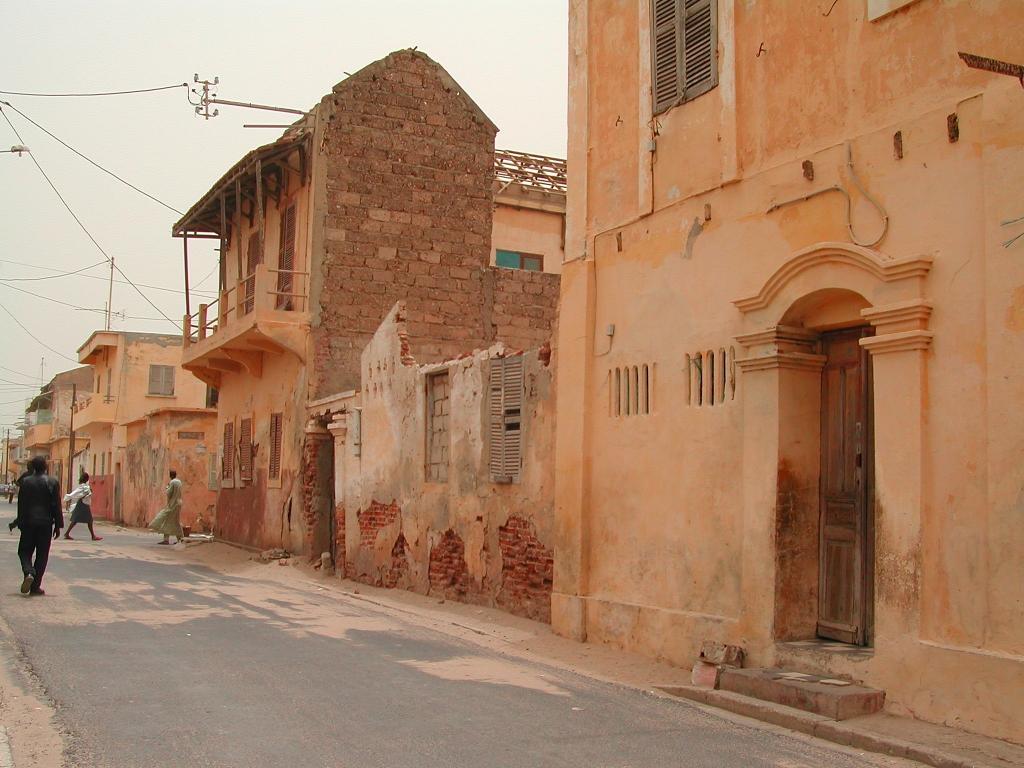 Senegal - Reisen -Visum