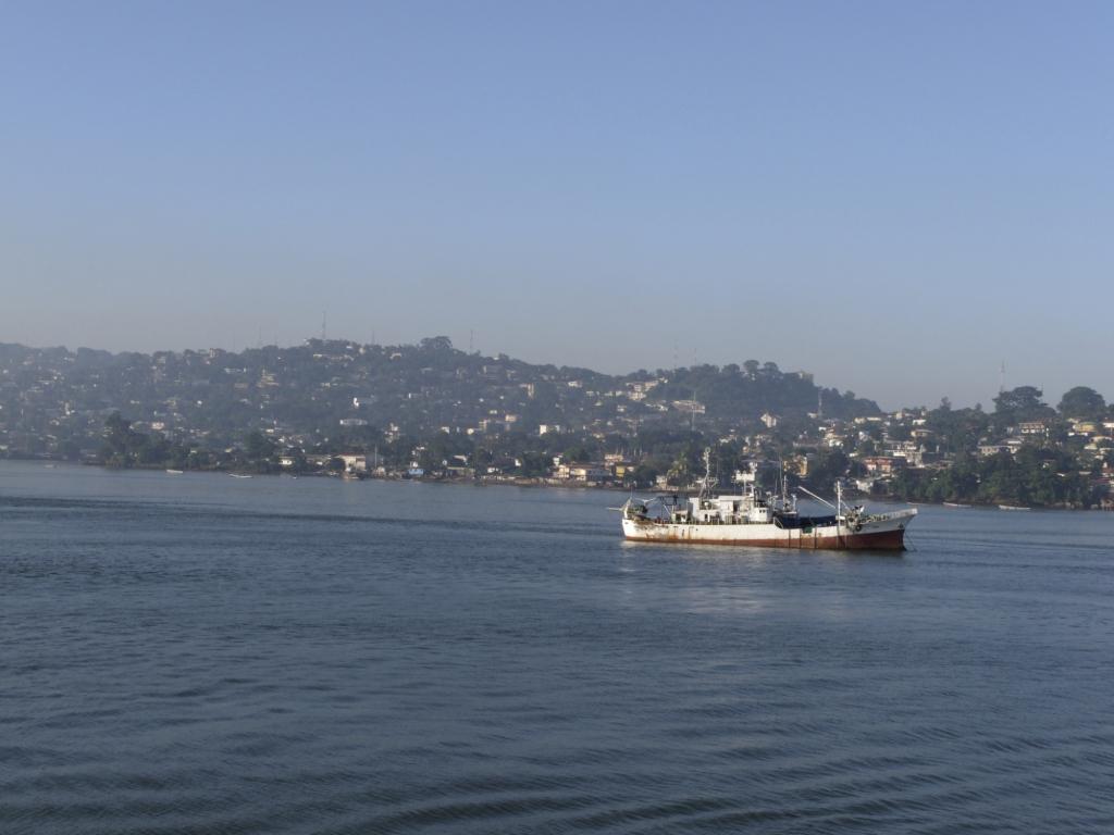 Freetown - Sierra Leone - Reisen