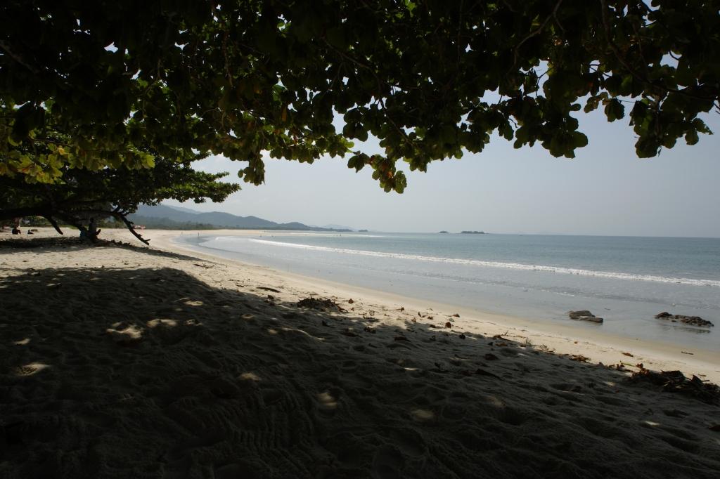 Strand - Sierra Leone - Reisen