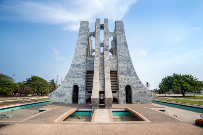 Ghana - Reisen - Accra