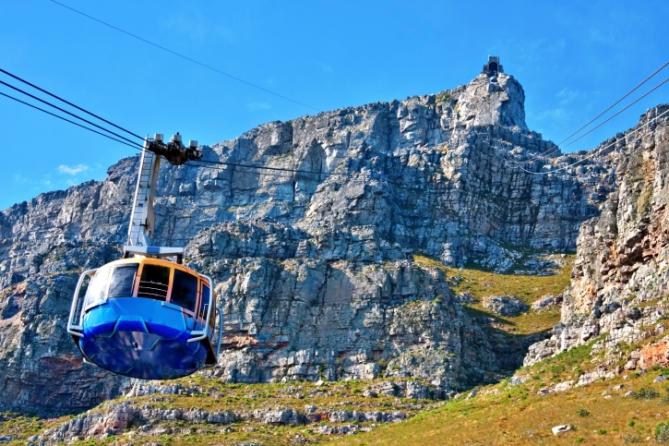 Südafrika - Reisen - Tafelberg
