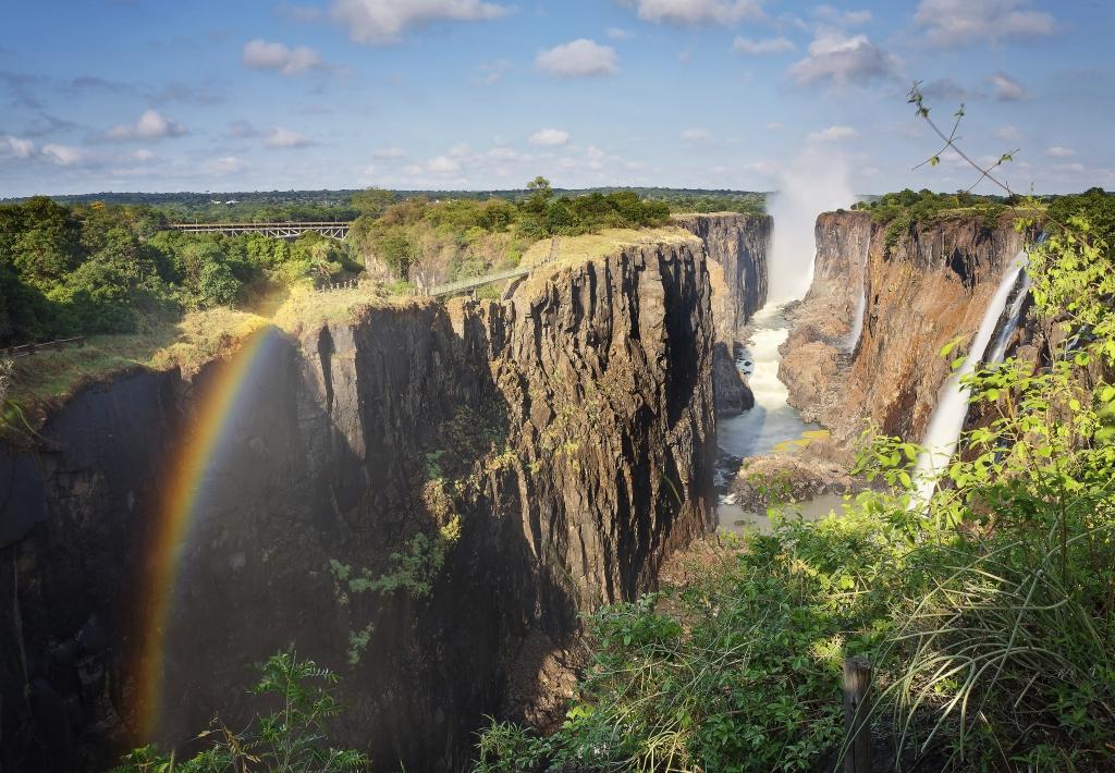 Reiseinfdormationen Sambia - Klima