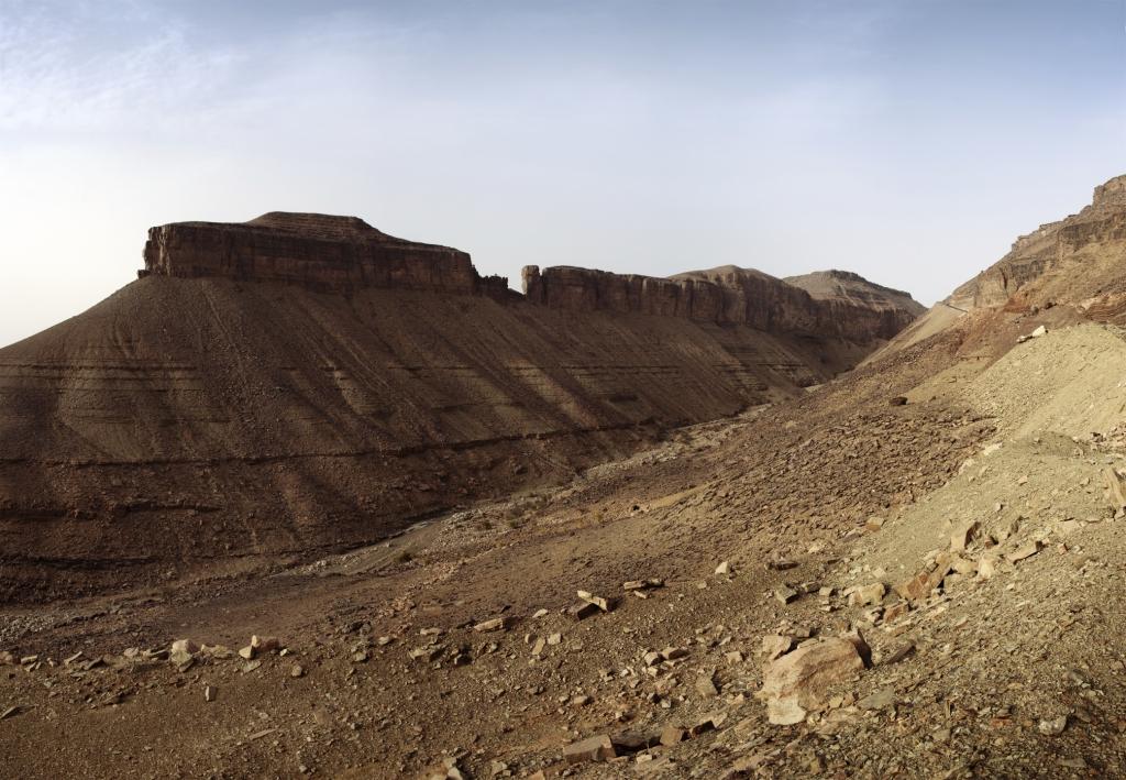 Mauretanien - Reisen - Berg