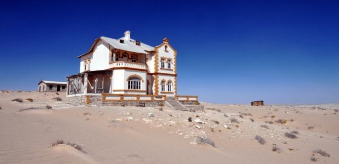 Namibia - Reisen - Geisterstadt