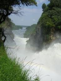 Uganda - Reisen - Murchison Falls