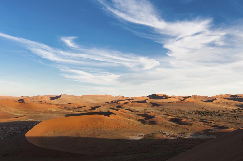 Namibias Wüste
