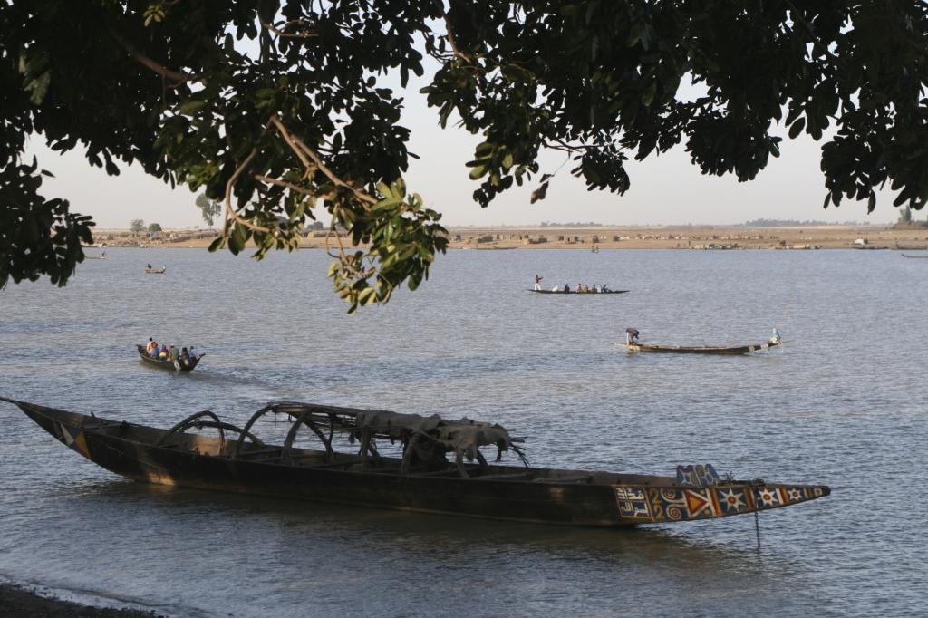 Verkehrslage - Niger - Fluss