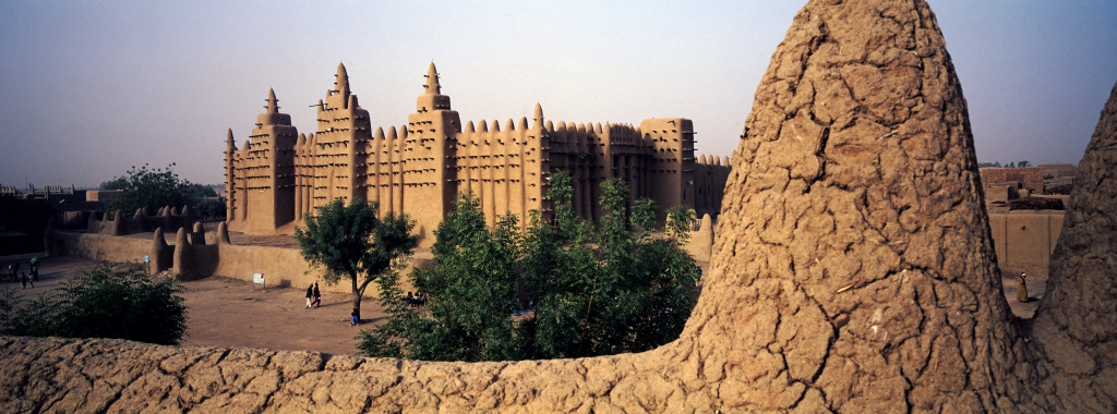 Mali - Reisen - City of Mud