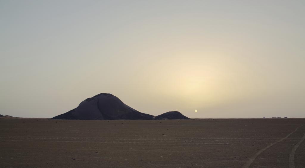 Berg - Mauretanien - Reisen