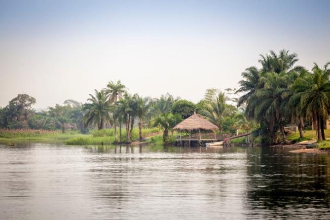 Elfenbeinküste - Reisen - Strand