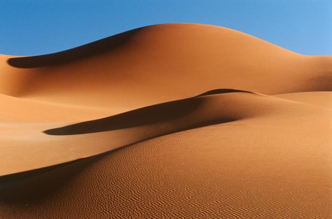 Namibia - Reiseplanung - Wüste