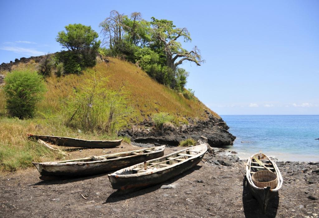 Reiseinformationen Sao Tomé und Principé