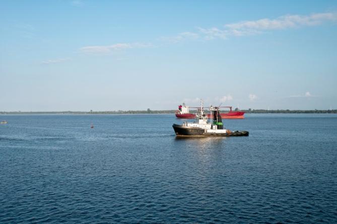 Elfenbeinküste - Reisen - Hafen