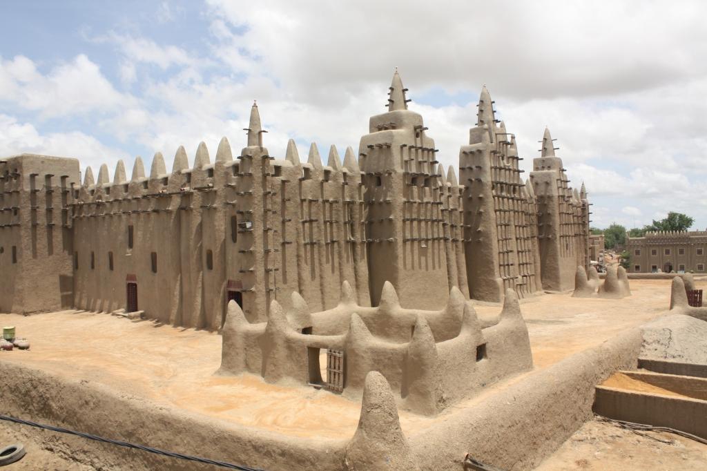 Mali - Reisen - Djenne