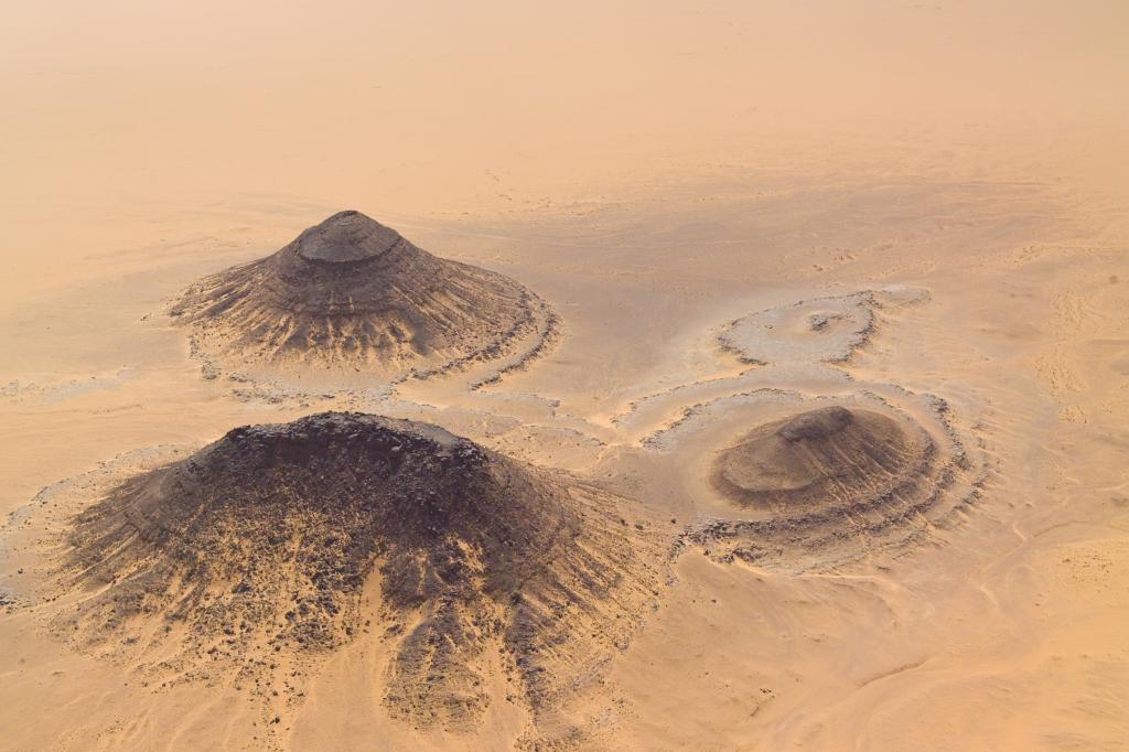 Niger - Reisen - Wüste