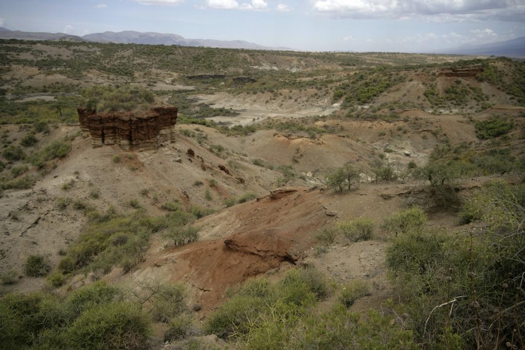 Tansania - Reisen - Olduvai Schlucht