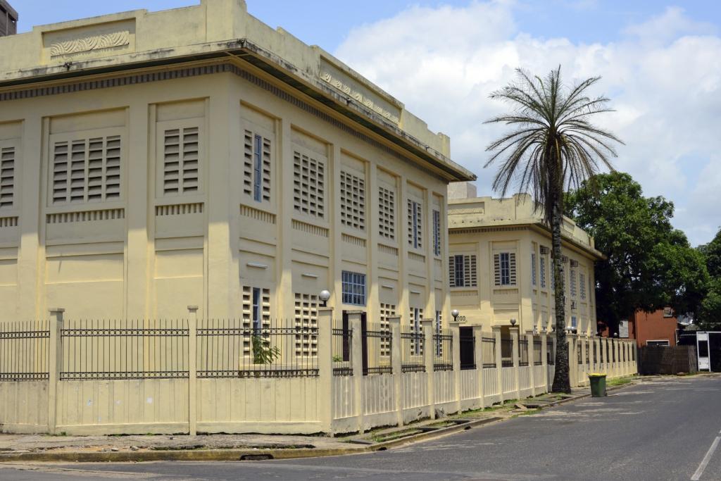 Reiseinformationen Kamerun-Sicherheitstipps