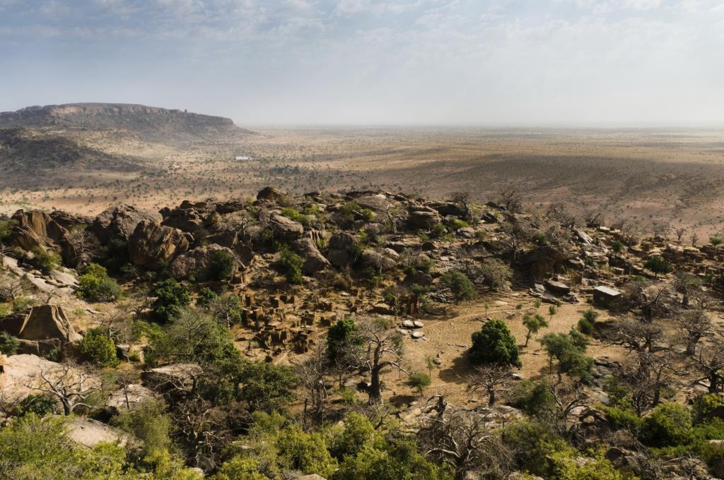 Mali - Reisen - Landschaft