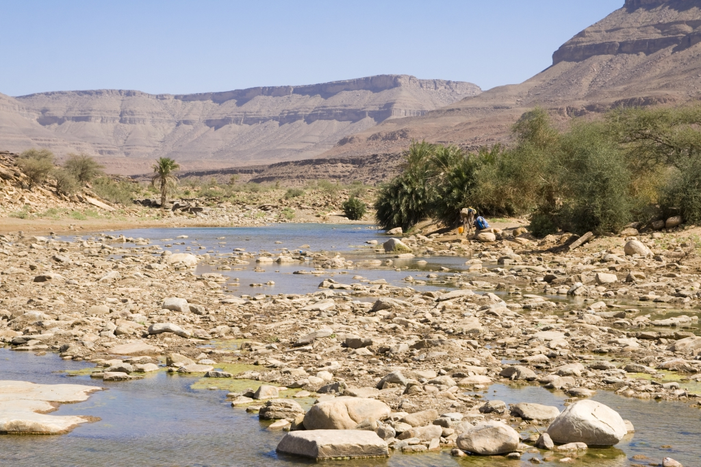 Mauretanien - Reisen - Landschaft