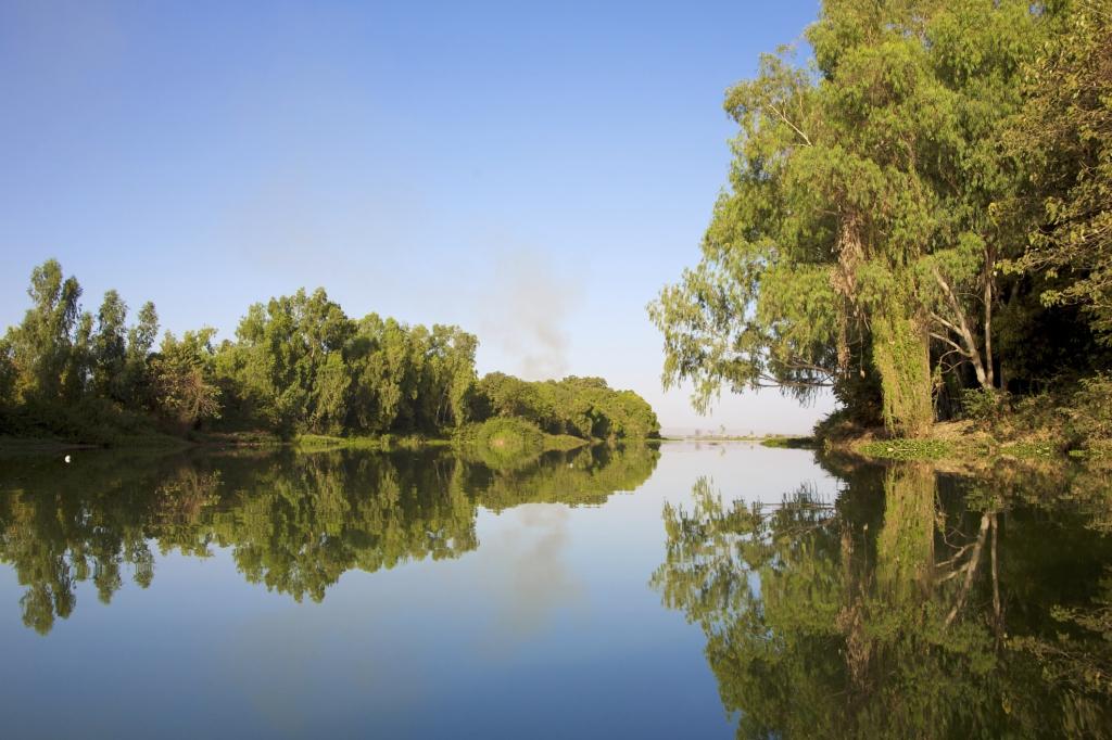 Niger - Reisen - Fluss