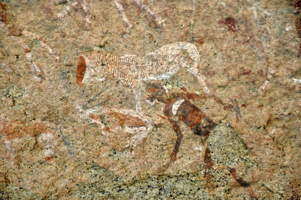 Namibia Naturschutzgebiete
