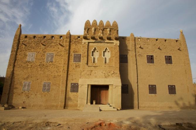 Mali - Reisen - Djenné