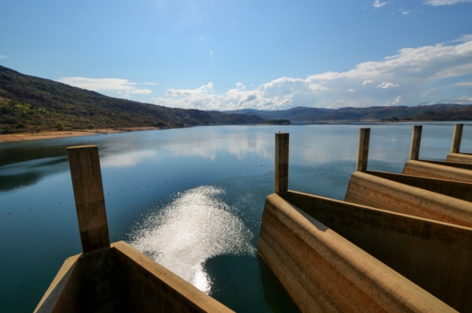 Swaziland - Reisen - Maguga Dam