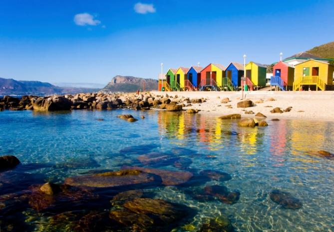 Südafrika - Reisen - Klima