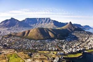 Kapstadt mit Tafelberg - Südafrika