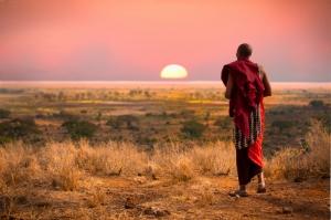 Massai-Ngorongo Krater mit natuerlich-afrika.reisen