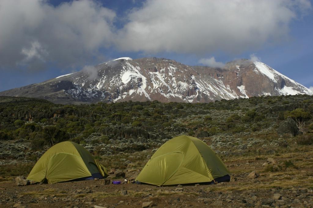Touring Afrika-Kilimanjaro Besteigung