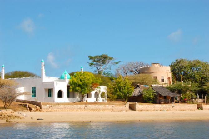 Moschee - Lamu Island