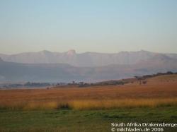 Südafrika - Reisebericht - Drakensberge