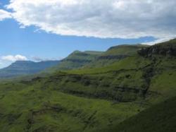 Südafrika - Reisen - Drakensberge